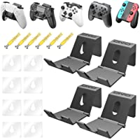 OIVO Controller Wall Mount Holder for PS3/PS4/PS5/Xbox 360/Xbox One/S/X/Elite/Series S/Series X Controller, Pro…