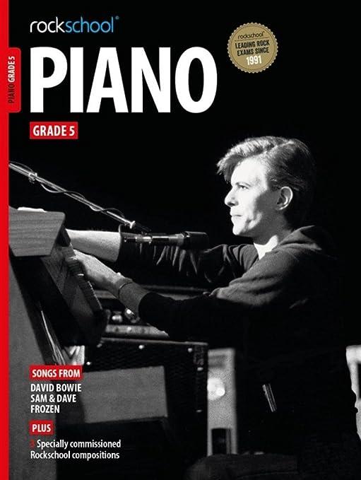 ROCKSCHOOL PIANO 2015-2019 Grade 1*