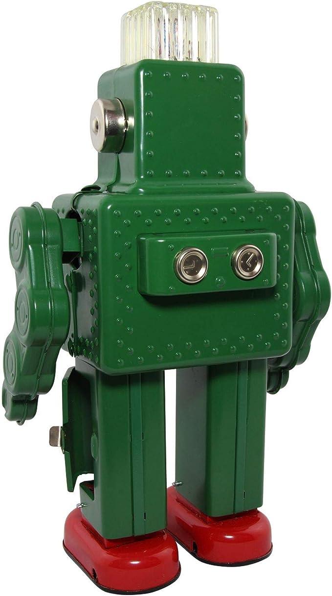 Freak Scene Robot - Robot de hojalata - Smoking Spaceman Robot ...