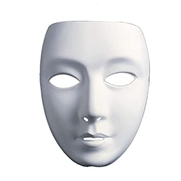 Máscara de teatro, Máscara de ópera de máscaras para fiesta, escena, disfraz de