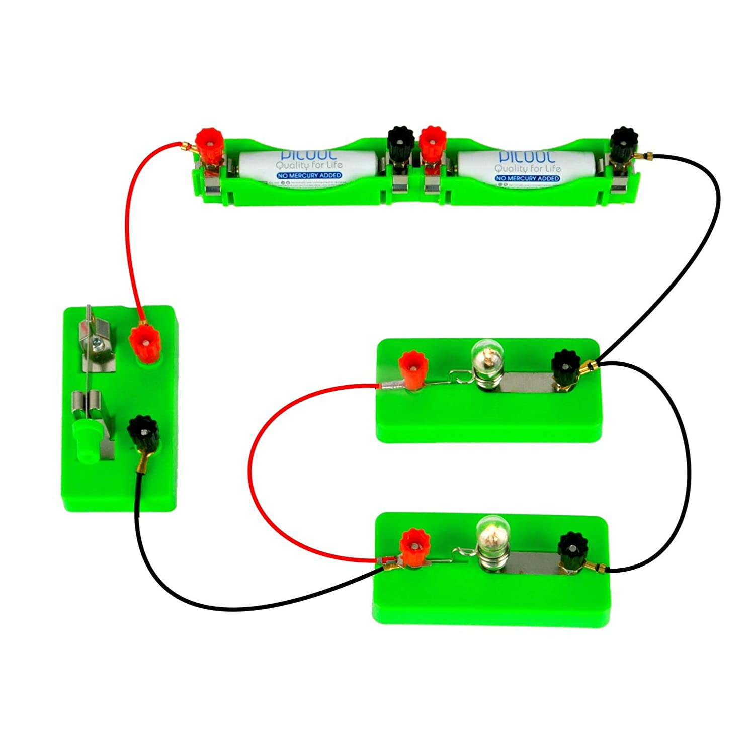 Osoyoo Electricity Science Kitseries Circuit Parallel Series And Circuiteducation Learning Toysscience Physical
