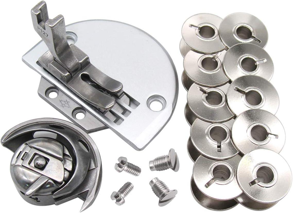 CKPSMS Brand -#KP-SK19 piezas compatibles con Singer 31-15 331K, 431D CONSEW 30 máquina de coser de alta resistencia