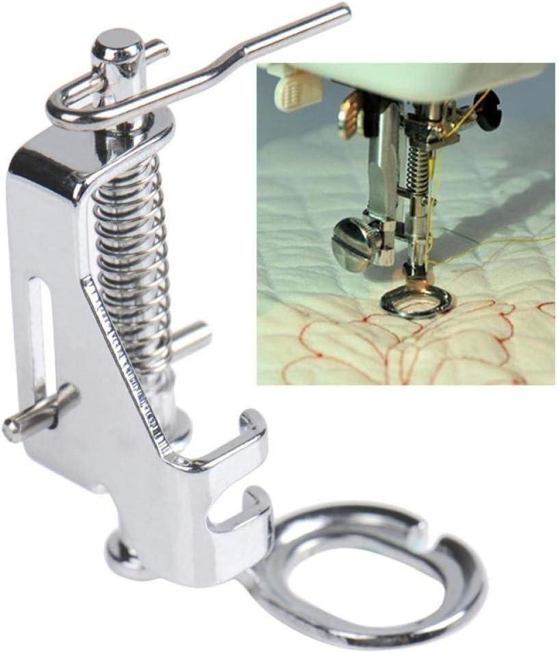 Bordado zurcir Costura Prensatelas para uso doméstico máquinas de ...
