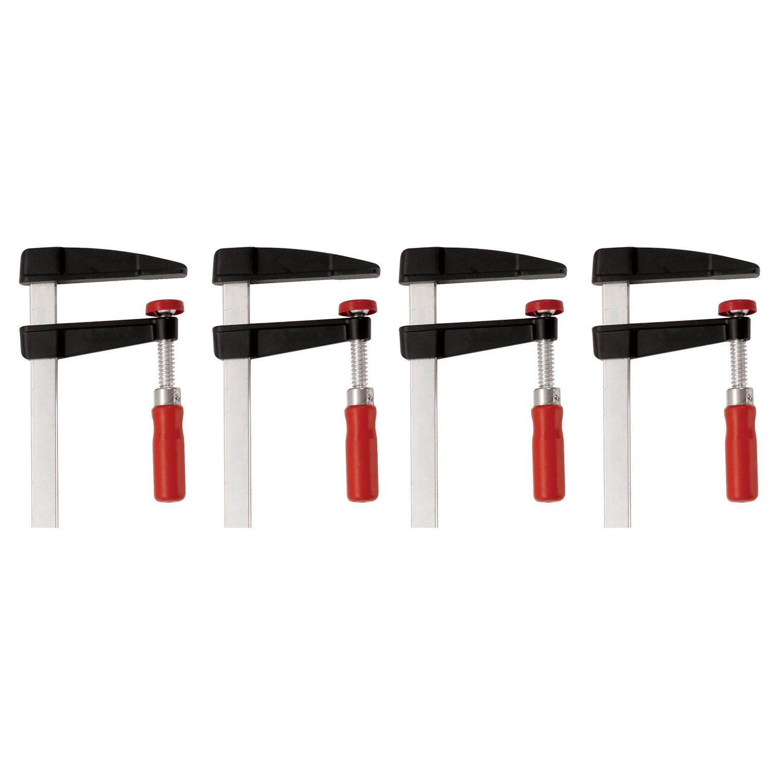 Pack 5 Bessey LM2.004 LM General Purpose Clamp