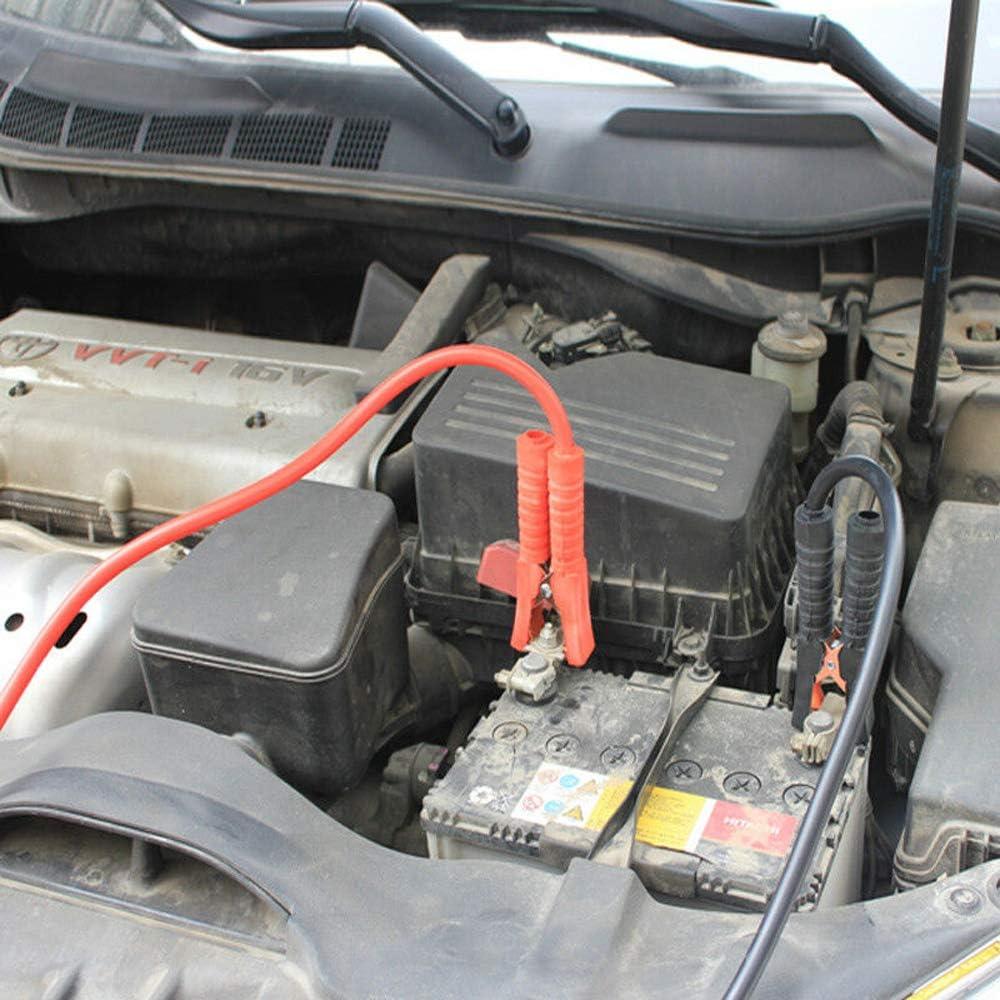 Camion HENGMEI C/âble de d/émarrage 12 V//24 V avec Protection Anti-surtension pour Voiture Moto