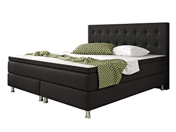 Topper 180x200 Boxspring.Palenko Box Spring Bed With Topper Bed Size 180 X 200 Cm