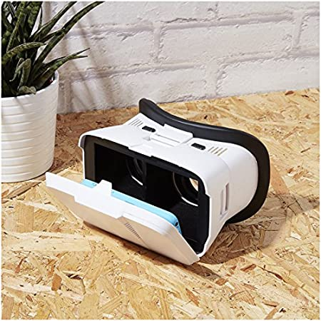 Virtual Reality Headset Immerse Plus Ultra Wide Field