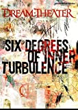 Dream Theater Six Degrees Of Inner Turbulence Authentic Guitar-Tab Edition