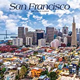 San Francisco 2020 12 x 12 Inch Monthly Square Wall Calendar, USA United States of America California Pacific West Coast City