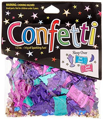 Beistle CN077 Sleep Over Confetti, -
