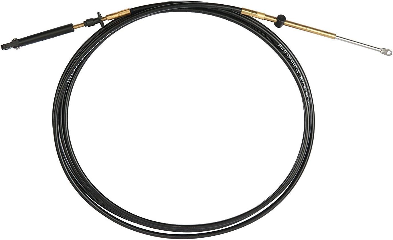 13/' Seastar Teleflex OMC 479 JOHNSON EVINRUDE THROTTLE//SHIFT CABLE 1979 /& NEWER