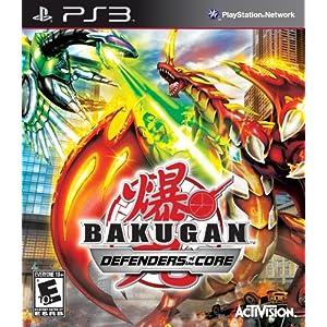 Bakugan Battle Brawlers: Defenders of the Core – Playstation 3