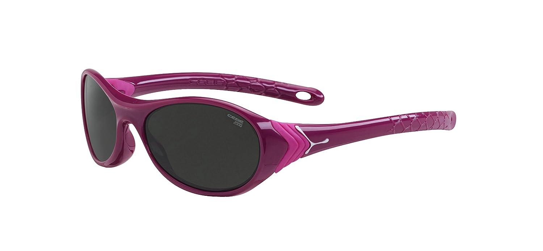 Cébé - Gafas de sol para niña, color violeta y rosa CBCRICK2