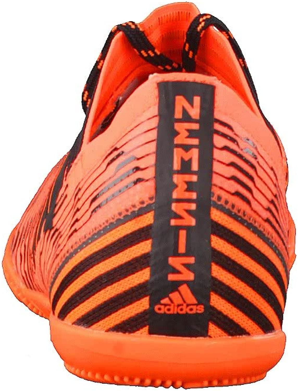 adidas Unisex-Kinder Nemeziz Tango 17.3 in J Futsalschuhe Orange (Narsol / Negbas / Rojsol 000)