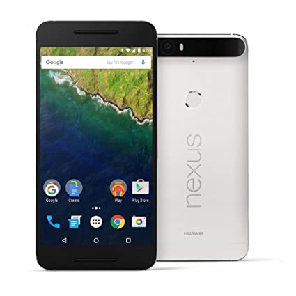 huawei 4g lte. google nexus 6p by huawei - 128gb frost, 4g lte usa warranty 4g lte