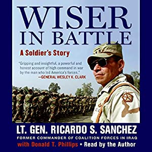 Wiser in Battle Audiobook