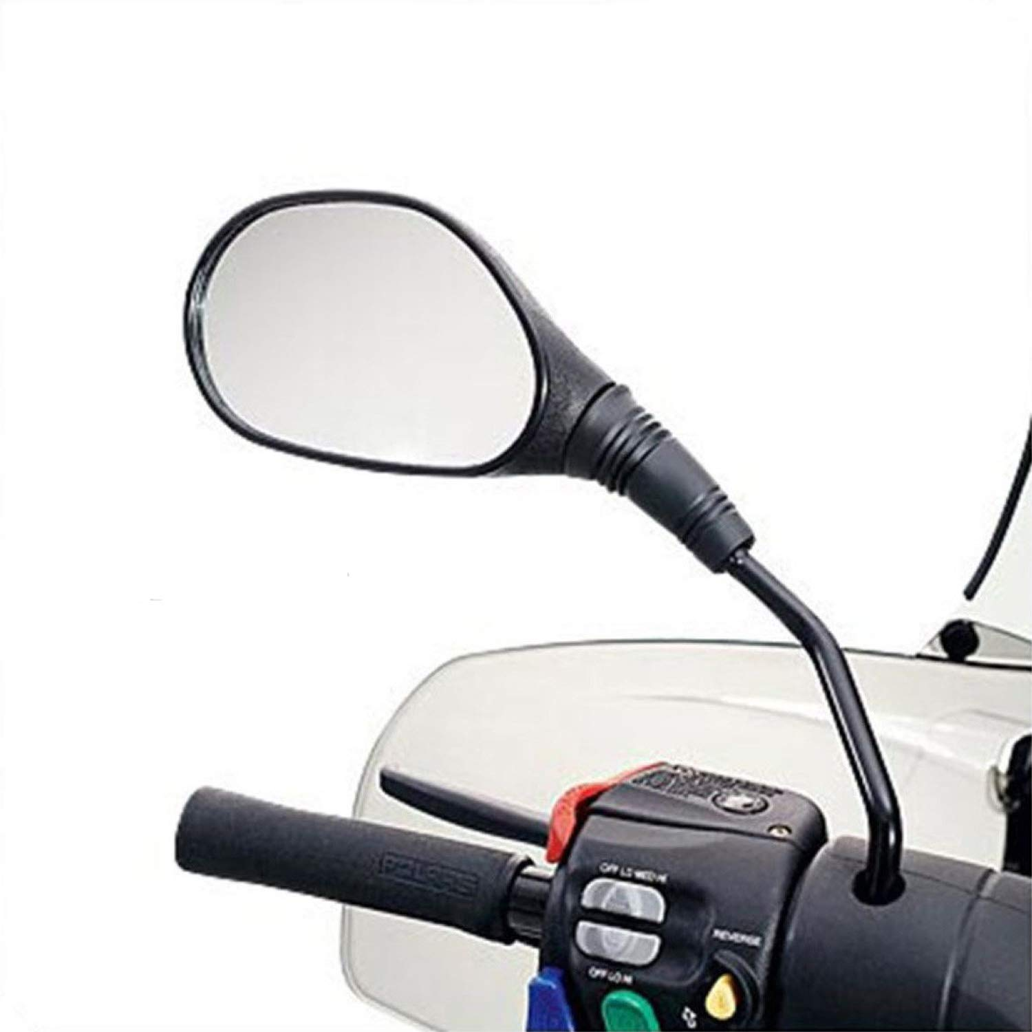 2876297 Polaris Snowmobile Handlebar Mirrors