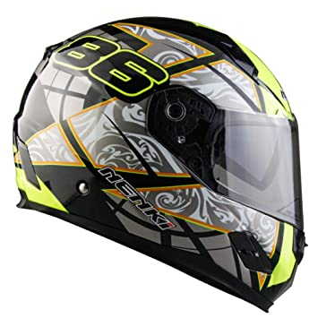 GUOHONG-CX Cascos Modulares Casco Integrales Exterior FRP Ligero Motocicleta De Bicicleta Sombrilla Seguridad Transpirable