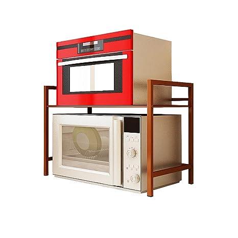 Amazon.com: Estante de acero inoxidable para horno de ...