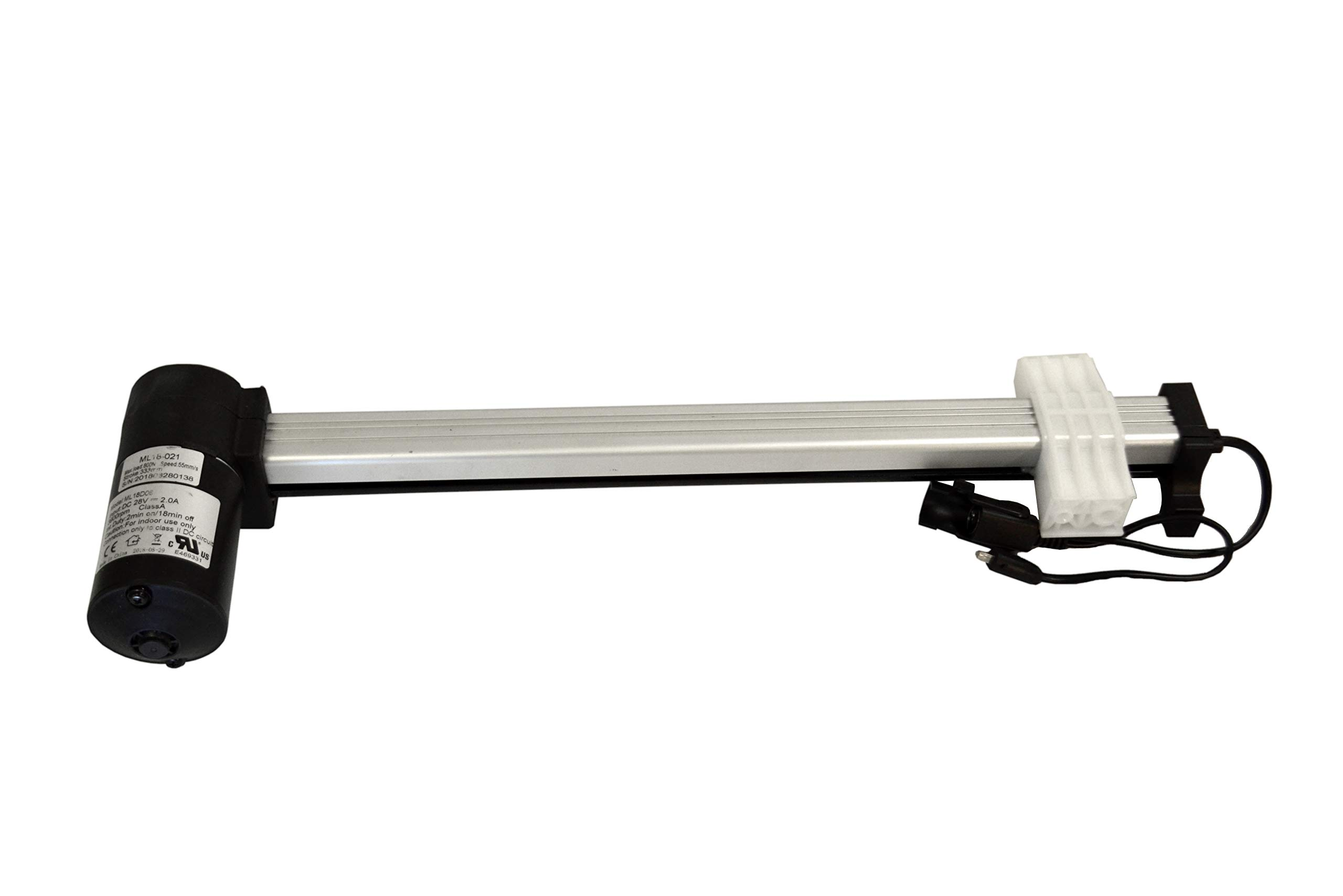 Lift Chair Linear Actuator Motor Replacement 333mm Stroke Replaces Major Brand Motors by Recliner-Handles
