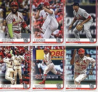 Amazoncom 2019 Topps Series 2 Baseball St Louis Cardinals