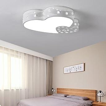 GBYZHMH Innenbeleuchtung moderne LED-Patch Herz Eisen Deckenleuchten ...