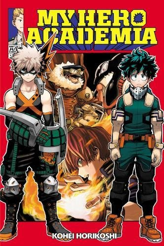 My Hero Academia, Vol. 13 cover
