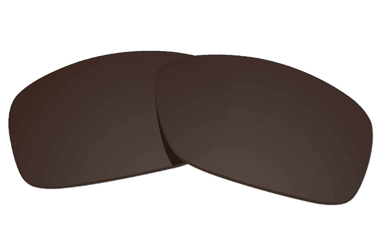 カラーStay 2.0 MM厚偏光交換レンズOakley Hijinx B0772B79DP Bronze Brown Bronze Brown