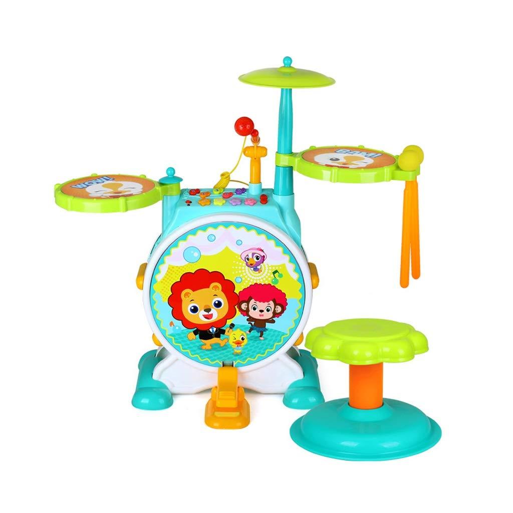 最新最全の LIUFS-ドラム ドラミングドラム音楽玩具3-6歳の幼児教育パズル (色 B07LC7W35J Cartoon : Cartoon style) Cartoon LIUFS-ドラム style B07LC7W35J, 創寿苑:e6658512 --- a0267596.xsph.ru