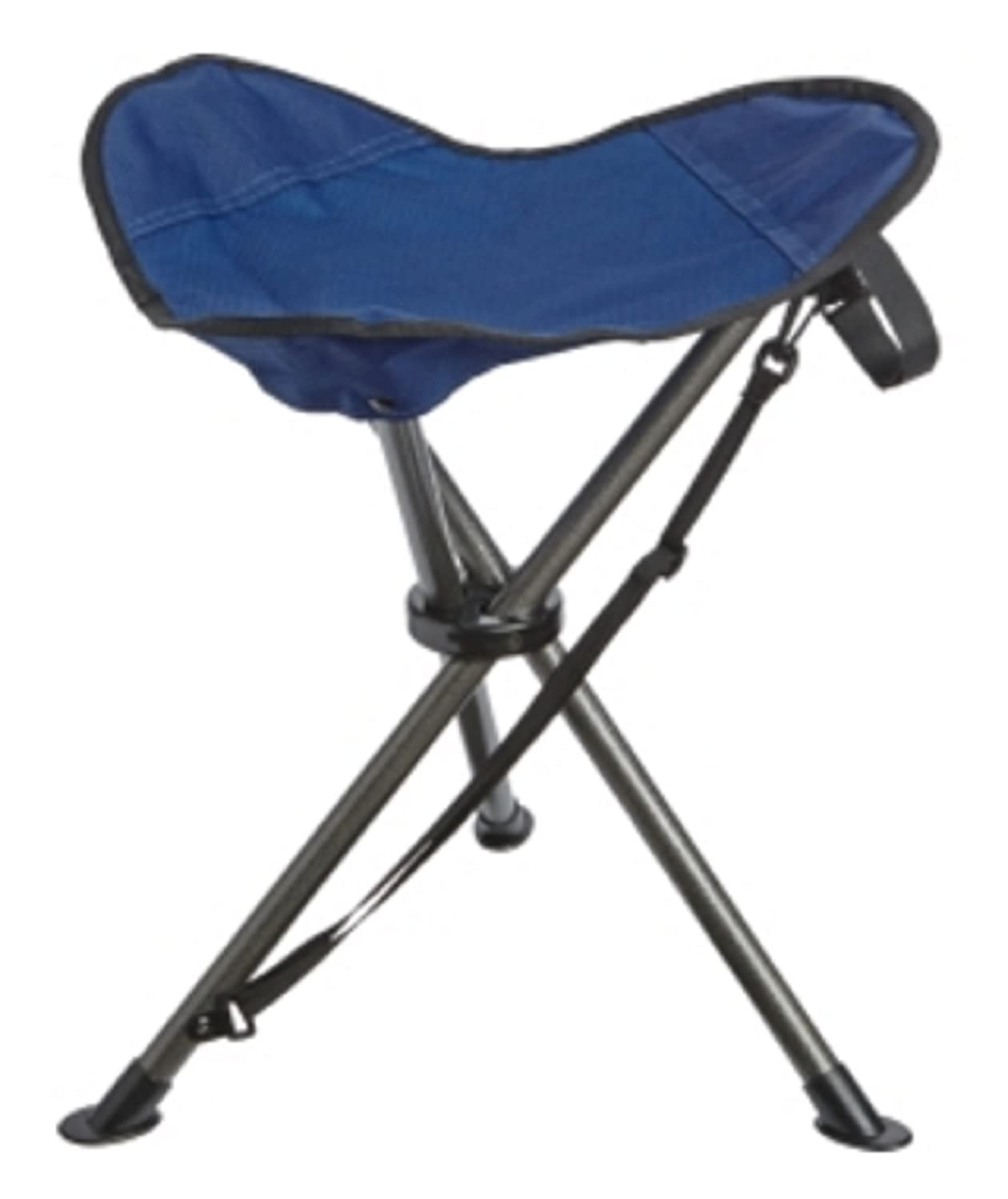 or Back Yard Sporting Events Portable for Camping Quest Oversized Folding Stool in Several Colors