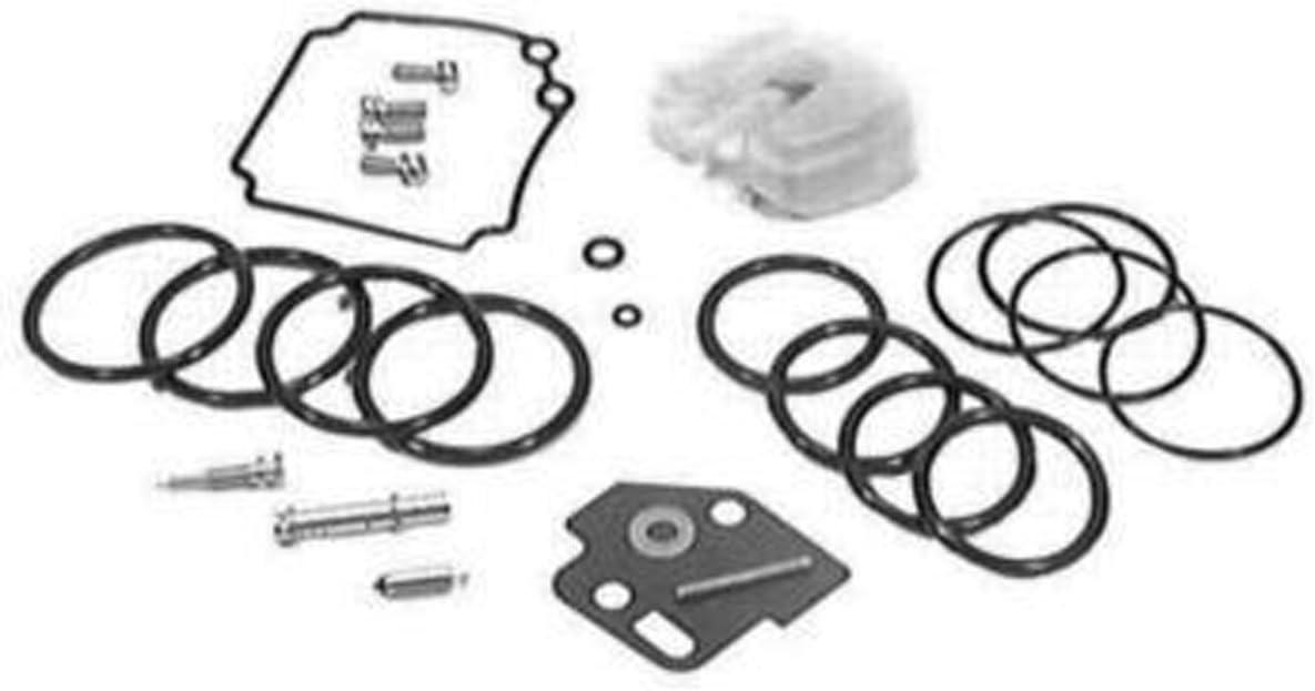New Mercury Mercruiser Quicksilver Oem Part # 855546A 4 Repair Kit-Carb