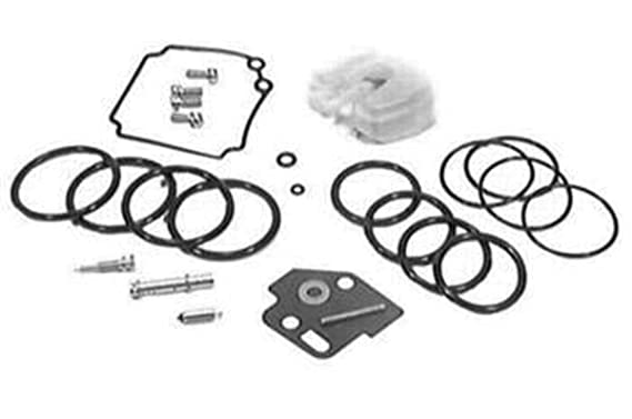 Amazon Com Mercury Complete Carburetor Kit 40 50 Hp 4 Stroke Wsm
