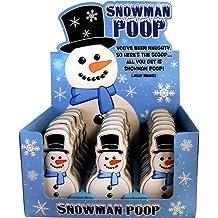 Snowman Poop (Jelly Beans)