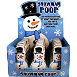 Candy Tin Snowman Poop Fruity Jelly Beans