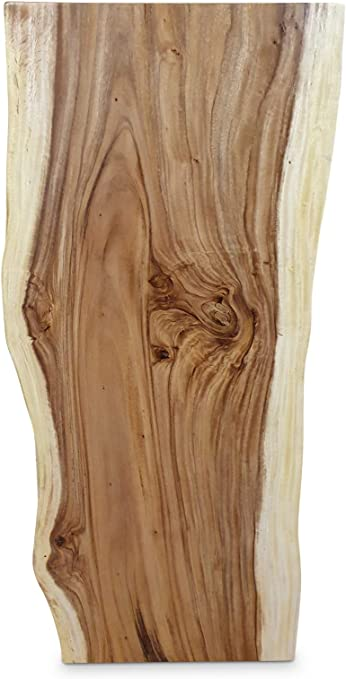 Kinaree - Tablero de mesa de madera de acacia (120 x 70 cm ...
