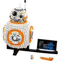 LEGO Star Wars BB-8 75187 Building Kit (1106 Piece) + LEGO Creator Jolly Santa