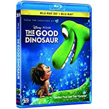 The Good Dinosaur (2D+3D, 2 Disc Edition) (Region A Blu-Ray) (Hong Kong Version) English Language, Cantonese & Mandarin Dubbed 粵語和國語配音. Chinese subtitled