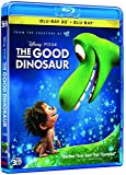 The Good Dinosaur (2D+3D, 2 Disc Edition) (Region A Blu-Ray) (Hong Kong Version) English Language, Cantonese & Mandarin Dubbed. Chinese subtitled