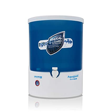 501c63b0a3 Eureka Forbes Aquaguard Reviva 8-Litre Water Purifier AG-Revive RO:  Amazon.in: Home & Kitchen