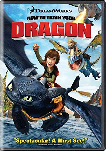 How to Train Your Dragon by Paramount