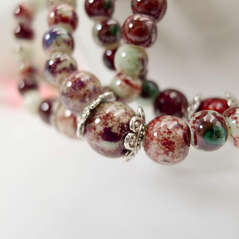 Ladys beauty store Womens Bracelets Charms Ceramic Bracelete and Bangles Fashion Accessory