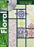 Floral Vector Motifs (Dover Electronic Clip Art)