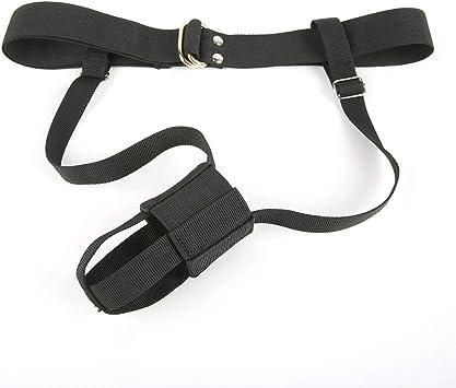 Sujete el arnés del cinturón del pene, juguetes sexuales para ...