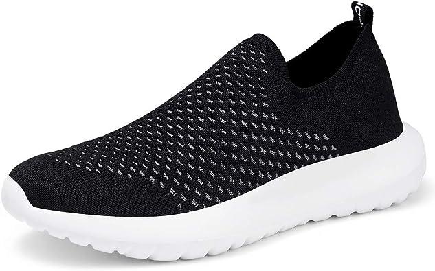 Casual Walking Shoes Lightweight Slip