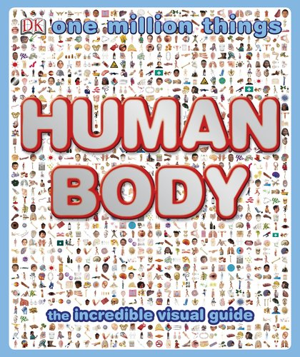 One Million Things: Human Body pdf epub