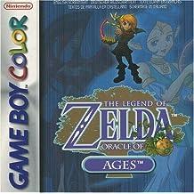 Legend Of Zelda: Oracle Of Ages - Game Boy