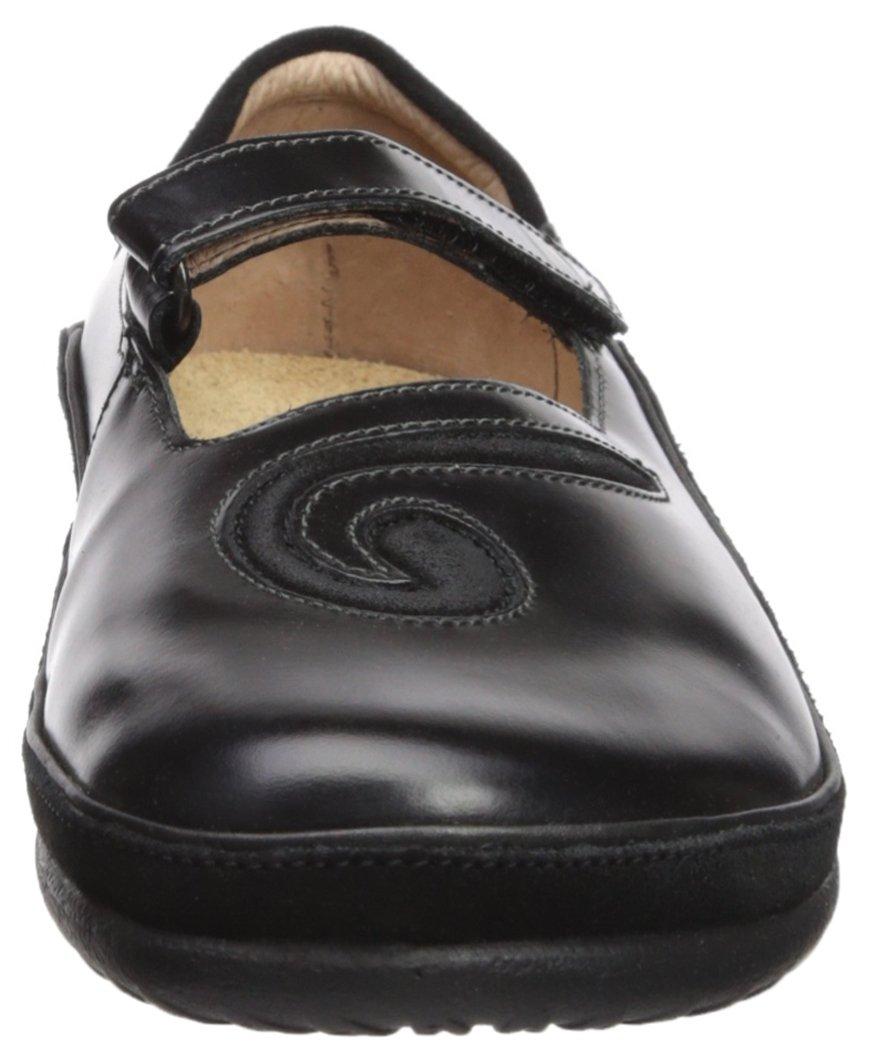 Theresia Muck Matai N11410, Damen (schwarz/schwarz824) Slipper Schwarz (schwarz/schwarz824) Damen 273188