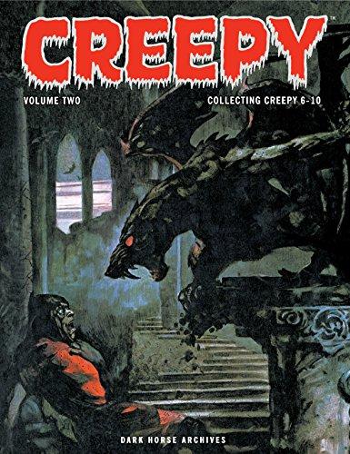 Creepy Archives  Volume 2 -
