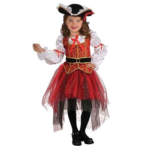 FENICAL Conjunto de Disfraces de Cosplay de Pirata para niños ...