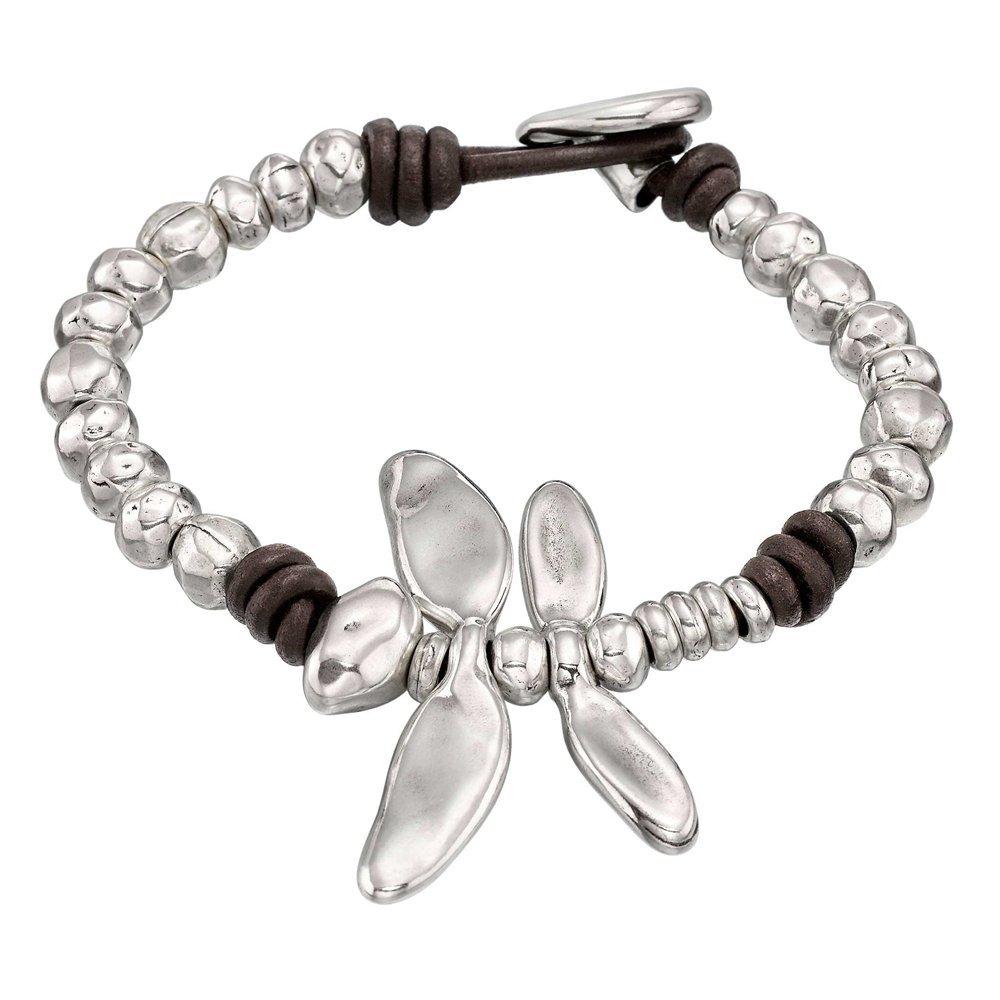 UNO DE 50 Free Dragonfly bracelet PUL1367MTLMAR0M